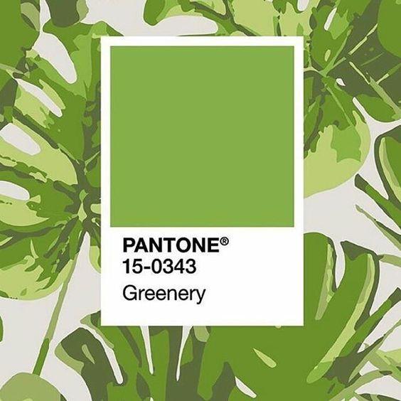 pantone-green